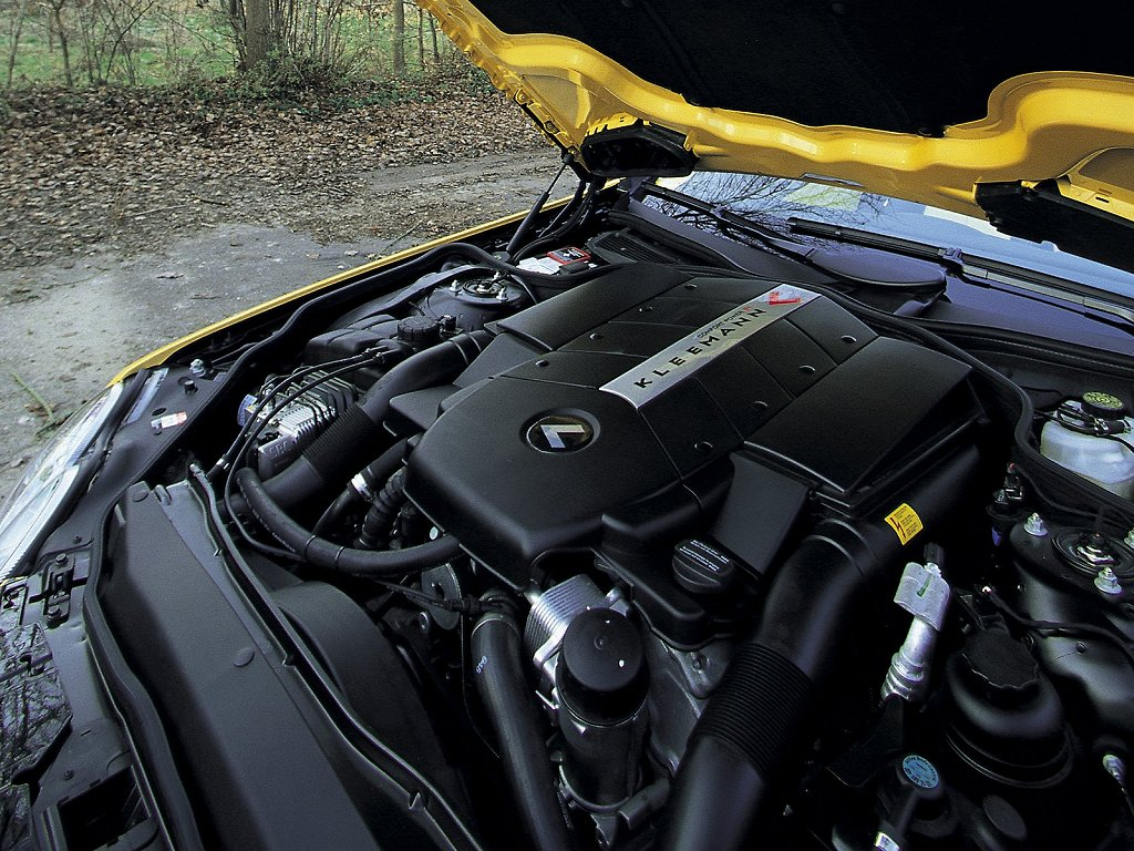 Mercedes-Benz SL55K Kleemann