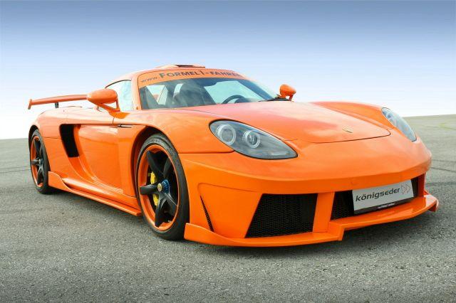Porsche Carrera Gt. Porsche Carrera GT tuned by